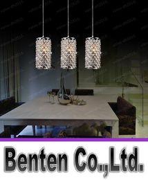 $enCountryForm.capitalKeyWord NZ - 3 lights modern crystal chandelier hanging lamps Restaurant dining room Kitchen bar shop crystal hanging lighting LLFA11