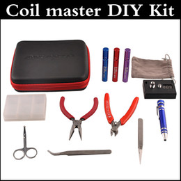 $enCountryForm.capitalKeyWord Australia - Top quality Coil making jig tool kits RDA Building tool Rebuildable Atomizer RDA RBA Tool Kit with Coil Wrapping Jig Tools