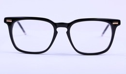 Discount read model - HOT SALE TB 402 Brand Eyeglasses Reading Frames Fashion Glasses Computer Hyperopia myopia new york Optical Frame TB402A