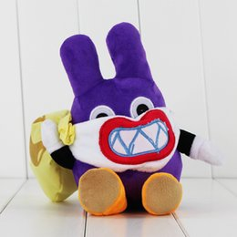 mario free stuff toys 2019 - 22cm Super Mario Thief Nabbit Rabbit Plush Soft Stuffed Doll Toy for kids gift toy free shipping retail cheap mario free