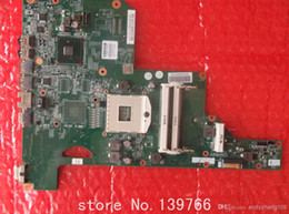 intel hm55 Australia - 605903-001 board for HP G62 laptop motherboard with intel DDR3 hm55 chipset