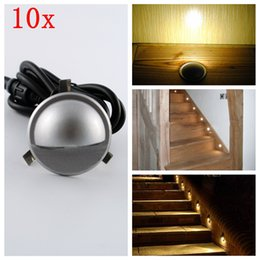Discount Recessed Stair Lights Indoor | 2017 Recessed Stair Lights ...