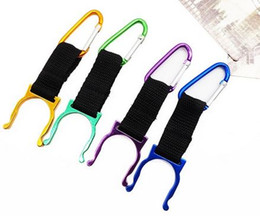 $enCountryForm.capitalKeyWord NZ - Bottle buckle Small Tool D-ring Aluminium alloy Mineral water button Kettle buckle Outdoor Equipment