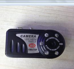 Night photography camera online shopping - 30pcs mini night vision aerial photography Q5 infrared night vision is not flashing P HD digital camera mini DV