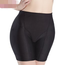 6d243385e33 Wholesale-6 Sizes Foams Padded Pant Shapewear Bum Butt Hip Enhancing  Underwear Knickers Shapers Hop Enhancer Free Shipping