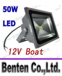 $enCountryForm.capitalKeyWord Canada - DHL Free High quality bright light 50W LED Flood lights 12V 24V bowfishing LEDs Boat lighting 50 Watt lights 5500LM Floodlights LLFA209
