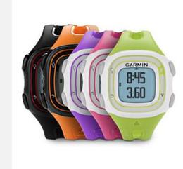 Chinese  Wholesale- GPS watch original Garmin Forerunner 10 5ATM men & women profession outdoor sport running Forerunner10 training garmin watch manufacturers