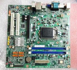 lenovo i5 UK - H61H2-LM5 IH61MA V1.0 Desktop Motherboard For Lenove Desktop h61 LGA 1155 Micro- ATX support Intel 22nm I3 I5 CPU Motherboard