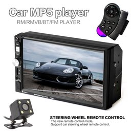 $enCountryForm.capitalKeyWord NZ - DHL Free ! 7 Inch HD 2 Din Bluetooth Car Audio Stereo FM MP5 Player with Touch Screen + Rearview Camera Support AUX USB TF Phone CMO_21S
