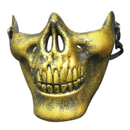 $enCountryForm.capitalKeyWord NZ - Halloween masks Party Masks Soldier Wargame Skeleton Skull Bone masks warrior Full Face masks Protect Protector Mask masquerade masks gift