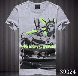 f4cb787bd1ceb Stylish Famous Designing Statue Of Liberty print men tees Hiphop skull men  t shirts O Neck soft cotton swag man polo shirts