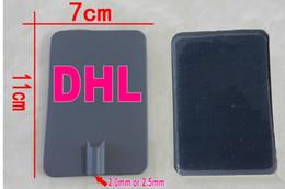 Life Gel Australia - dhl 7*11cm Large TENS Electrode Long Life Silicone Rubber Pin Type Gel Pads
