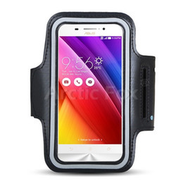 """Chinese  Wholesale- Top Quality Universal Waterproof Running Jogging Cycling Sports Armband Mobile Phone Holder For Asus Zenfone Max ZC550KL 5.5"""" XL manufacturers"""