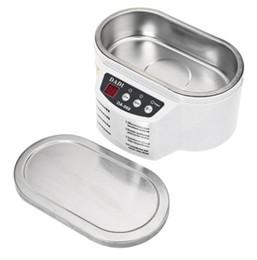 $enCountryForm.capitalKeyWord UK - Hot Sale Smart Ultrasonic Cleaner for Jewelry Glasses Circuit Board Cleaning Machine Intelligent Control Ultrasonic Cleaner Bath