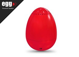 Egg Mobile Canada - New Bluetooth Speakers Egg TWS 1+1 Christmas Speakers Portable Mini Cute Wireless Speaker Christmas Gifts with Retail Box