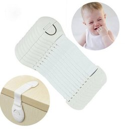 $enCountryForm.capitalKeyWord Canada - Child Lock Protection Baby Safety Lock Seguridad Plastic Children Safety Products Protection Drawer Cabinet Refrigerator Lock