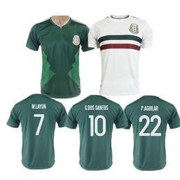 f02154103 ... 19 O.PERALTA Away White Replica Soccer Jersey Shirt Mexico Soccer  Jersey 10 G.DOS SANTOS 14 CHICHARITO HERNANDEZ LAYUN 18 A.GUARDADO ...