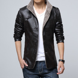 Discount Leather Jackets For Men New Style   2017 Leather Jackets ...