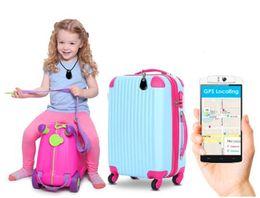 Child loCator alarms online shopping - Hot sale Mini Smart Finder Bluetooth Tracer Pet Child GPS Locator Tag Alarm Wallet Key Tracker