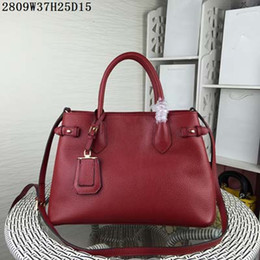 Leather bag hand strap online shopping - Original leather Totes Women multi functional casual bags matched with single strap first hands bags prices Medium size