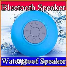 $enCountryForm.capitalKeyWord Australia - 2016 Portable Waterproof Wireless Bluetooth Speaker mini Suction IPX4 speakers Shower Car Handsfree Receive Call & Music Phone A-YX