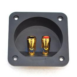 $enCountryForm.capitalKeyWord Australia - Speaker push terminal,terminal connector,Round 68mm 204a speaker wiring box speaker box terminal block copper column Free Shipping