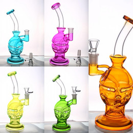 $enCountryForm.capitalKeyWord Canada - Hot Skull Faberge egg water pipes glass Bong water Oil rigs birdcage percolator recycler oil rig egg heady colored fab egg thick bongs