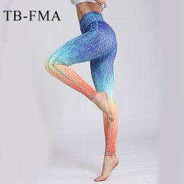 $enCountryForm.capitalKeyWord Canada - Yoga Pants Wide Waistband Stretch Fabric Sports Skinny leggings High Waist Stretchy Compression Sport Tights Yoga Sportswear