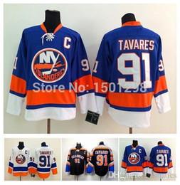 28a3740b8 ... 2016 Mens Authentic 91 John Tavares Jersey NY New York Islanders Hockey  Jerseys Team Color Home Islanders John Tavares Purple Hockey Fights Cancer  ...