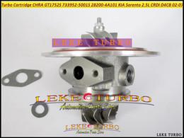 Turbocharger kia online shopping - Turbo Cartridge CHRA Core GT1752S S A101 A101 For KIA Sorento D4CB L CRDI
