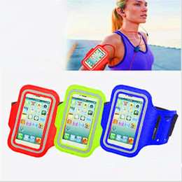 $enCountryForm.capitalKeyWord Canada - Waterproof Armband Case Sports Gym Running Arm Phone Bag Soft Pouch Cover For iphone X 8 7 plus 6 6s plus samsung note 8 s8 s8 plus