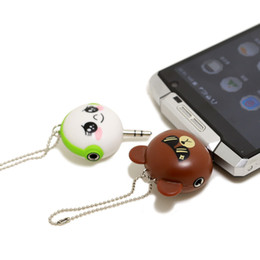 $enCountryForm.capitalKeyWord Canada - A new cartoon series two mobile phone headset headset deconcentrator 3.5mm universal sharing device