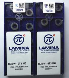 $enCountryForm.capitalKeyWord NZ - Coating CNC milling inserts, RDMW10T3MO LT30