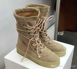 Discount Knee High Winter Boots For Men | 2017 Knee High Winter ...