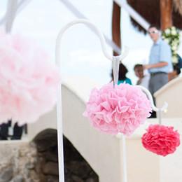 "Blue Yellow Green Tissue Pom Canada - Pompoms 20pcs 6"" Tissue Paper Pom Poms Wedding ,Party, Baby Shower, Nursery, Festival Decoration"