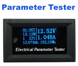 $enCountryForm.capitalKeyWord NZ - high precision 7 in 1 digital display electrical parameter Tester Voltage current Time temperature capacity meter voltmeter Ammeter