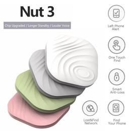 Nut gps online shopping - 2016 Latest Nut Find Anti Lost Reminder Wireless Bluetooth GPS Tracker Smart Finder Tag Key Finder Alarm Bag Wallet Phone Locator