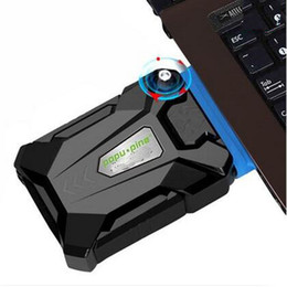 $enCountryForm.capitalKeyWord Canada - Coolcold Portable Laptop USB Cooling Fan Air Cooler Speed Adjustable Ice Troll 3 High Performance Notebook Fan Cooler Controller