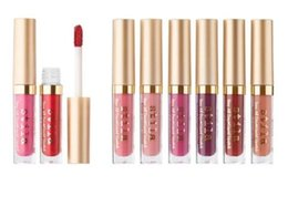 Lip Stay UK - High Quality Star-studded Eight Stay All Days Liquid Lipstick set 8pcs  box Long Lasting Creamy Shimmer Liquid Lipstick Lip Gloss New Hot