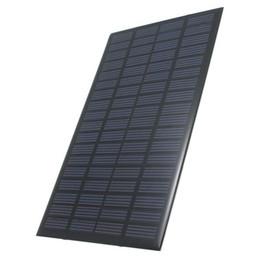 $enCountryForm.capitalKeyWord Canada - High Quality 2.5W 18V Solar Cell Module Polycrystalline DIY Solar Panel System Green Power 194*120*3MM Free Shipping