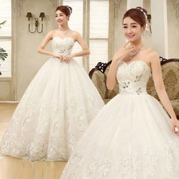 L'illusion De La Robe De Mariage En Chine Pas Cher-2016 Real Photo Vestidos de Novias Camo boule de mariage Robes Sexy sweetheart Vintage Lace Up plus robe de mariée Taille Made in China