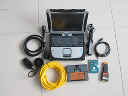 engine c NZ - interface for bmw icom a2 b c with computer cf19 touch screen 4g hdd 500gb newest full set diagnostic tool
