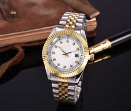 Branding products online shopping - AAA diamond watch MASTER New luxury fashion brand product in men and women date of new steel clock male quartz watches automatic movement