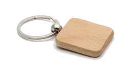 $enCountryForm.capitalKeyWord NZ - NEW avrival !Personalized Wood Round Key Chain, Key Ring Custom Engraved Key Chain Wedding Gift KW01F DROP SHIPPING