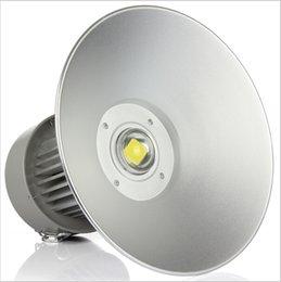 Vente en gros haute lumière baie super lumineux 50W 100W 150W 200W Led entrepôt lampe de garage éclairage industriel LED haute puissance d'inondation