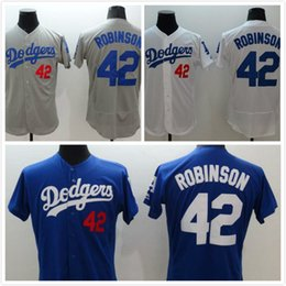 los angeles dodgers 42 jackie robinson 2014 gray kids jersey e894a7664a7