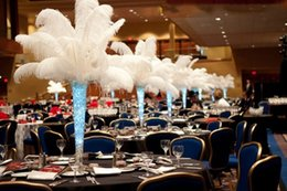 $enCountryForm.capitalKeyWord NZ - 12 colours DIY Ostrich Feathers Plume Centerpiece for Wedding Party Table Decoration Wedding Decorations many size 2016 hot selling