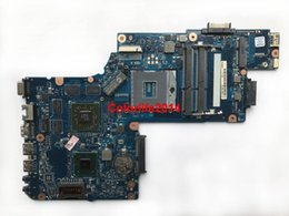 Satellite Work NZ - for Toshiba Satellite C850 L850 SLJ8E HM76 H000051550 Laptop Motherboard Mainboard Working perfect