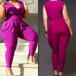 Barato Spandex Mergulho Profundo-2016 New Summer Mulheres Runway Jumpsuit Capris Malha Skinny Deep V Pescoço Plunge Elegant Party Rompers Sexy Mulher Bodycon Playsuit