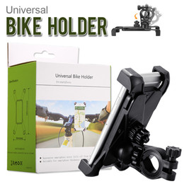 $enCountryForm.capitalKeyWord Canada - Universal Bike Holder 360 degree Adjustable Motorcycle Bicycle Handlebar Mount Holder For Smartphone GPS Device with Retail Box